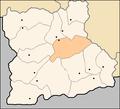Bansko Municipality Blagoevgrad Oblast map.png