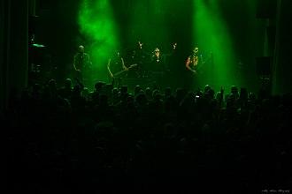 Baptism (band) - Baptism live at Tuska Open Air Metal Festival in 2017