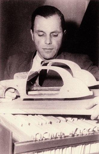 Béla Barényi - Béla Barényi