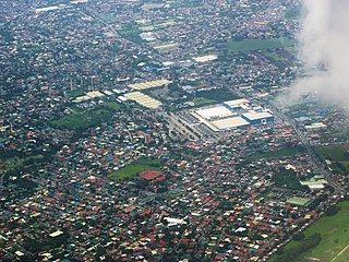 Las Piñas Highly Urbanized City in National Capital Region, Philippines