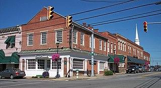 Barboursville, West Virginia Village in West Virginia, United States