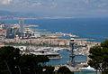 Barcelona Marina from Montjuic (5836308840).jpg