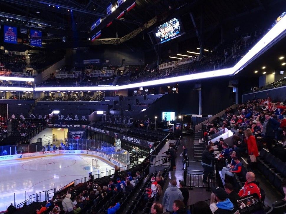 Barclays Center - New York Islanders 02