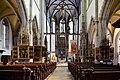 Bardejov intérieur basilique Saint-Gilles.jpg