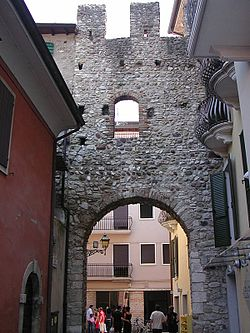 San Giovanni Gate.