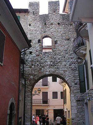 Bardolino - San Giovanni Gate.