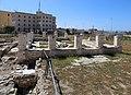 Bari, scavi di san pietro, 02 chiostro.jpg