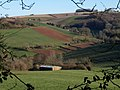 Barn and valley, Haccombe - geograph.org.uk - 1632787.jpg