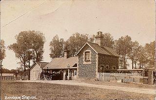 Barnham railway station (Suffolk)