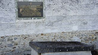 Louis Jean Nicolas Abbé - The tomb of General Abbé