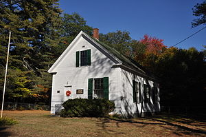 National Register of Historic Places listings in Strafford County, New Hampshire