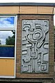Bas-Relief on Chertsey Library - geograph.org.uk - 914523.jpg
