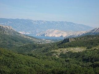 island of Croatia