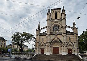 Basilica Of Our Lady Of Geneva Wikipedia