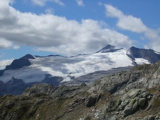 Basòdino Glacier glacier