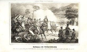 Battle of Peñacerrada - Image: Batpeña galería