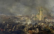 Battle of Vyazma (Source: Wikimedia)