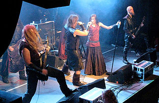 Battlelore Finnish heavy metal band