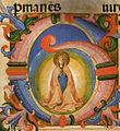 Beato angelico, assunzione c. 73v, messale 558, 1430 circa, san marco, firenze.jpg