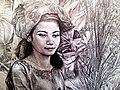 Beautiful Indonesian Woman Drawing.jpg