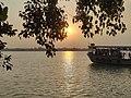 Beauty of sunset in kolkata.jpg