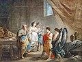 Beaux-Arts de Carcassonne - Le mariage de Tobie et de Sara - Jacques Gamelin - Joconde04400001309.jpg