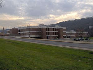 Beaver Falls High School - Image: Beaver Falls High School