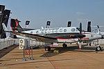 Beech 350 Super King Air 'N80709' (16920241755).jpg