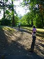 Beginning of walking trail at Molalla River State Park, Oregon.jpg