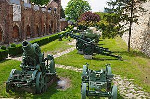 Military Museum, Belgrade - Image: Belgrade Fortress