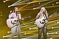 Bella & Filippa 03 @ Melodifestivalen 2017 - Jonatan Svensson Glad.jpg