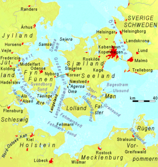 Ostsee Karte Rügen.Ostsee Wikipedia