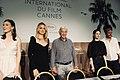 Benedetta crew at Cannes 2021.jpg