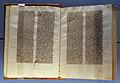 Benedetto da parma, glossa ordinaria in decretales, 1300-50 ca., pluteo 5 sin. 6.JPG