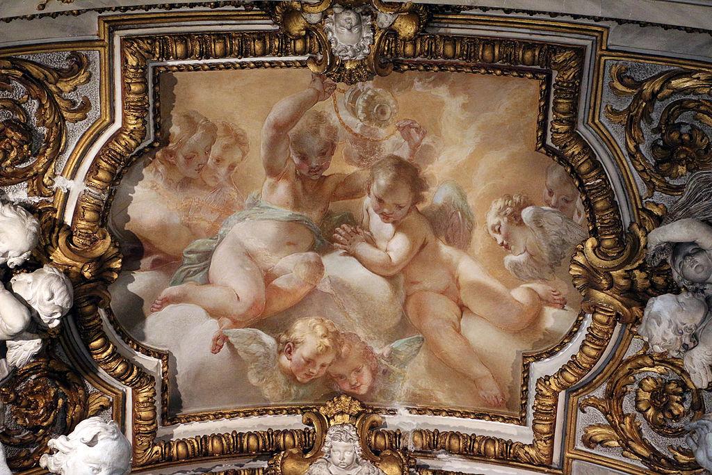 Benedict luta, beundrande änglar, 1706-1708, 02.jpg
