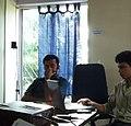 Bengaluru Odia Wiki meetup12.JPG