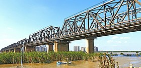 Bengbu Huaihe Railway Bridge.JPG