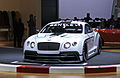 Bentley Continental GT3 - front Paris Motor Show 2012 02.JPG