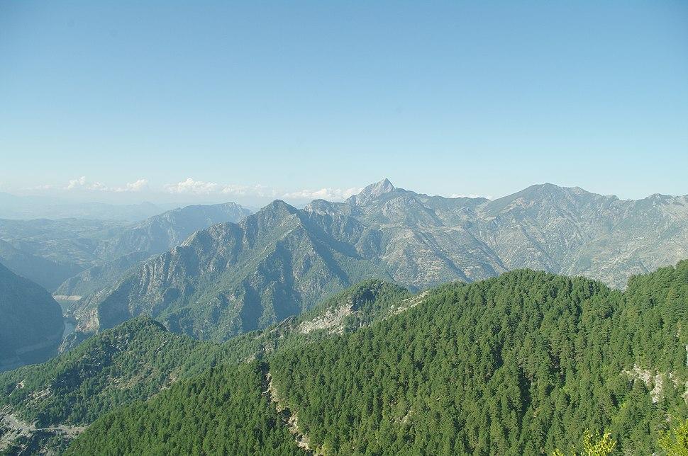 Landscape near Irenopolis