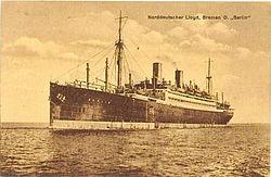Die Berlin (später Admiral Nachimow)