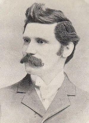 Bernhard Gillam - Image: Bernhard Gillam portrait (cropped)