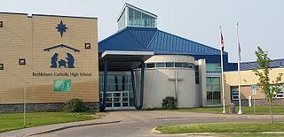 Bethlehem Catholic High School (Saskatoon) Secondary school in Saskatoon, Saskatchewan, Canada