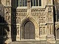 Beverley Minster - The West Door - geograph.org.uk - 811096.jpg