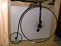 Bicycle, penny farthing (AM 610687).jpg
