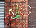 Bicycle Hangs Up Its Wheels (33048554880).jpg