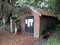 Bier House, Christ Church, Rossett - geograph.org.uk - 1469684.jpg