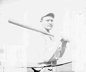 Biff Schlitzer - Schlitzer with the Athletics in 1908.