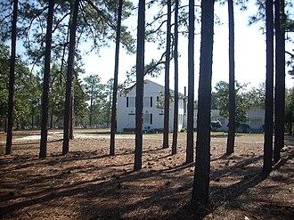 National Register of Historic Places listings in Cumberland County, North Carolina - Image: Big Rockfish Presbyterian Church