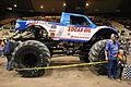 Bigfoot 15 with Rick Long displayed at Brown County Arena 2015.jpg