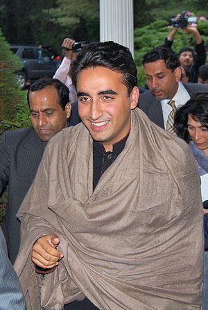 Bilawal Bhutto Zardari - Image: Bilawal Bhutto Zardari (May 2012) (cropped)